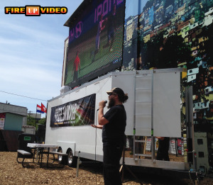 rent mobile led jumbotron big screen outdoor tvs for events in des moines iowa