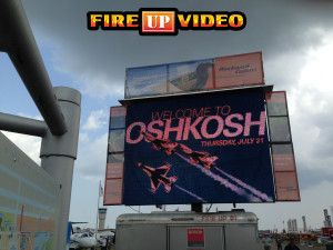 mobile led outdoor video wall screens for event rental