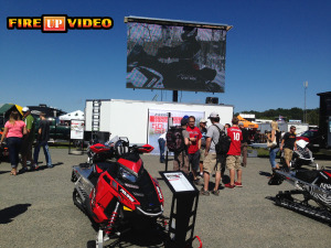 mobile led jumbotron big screen outdoor tv board for rent at events