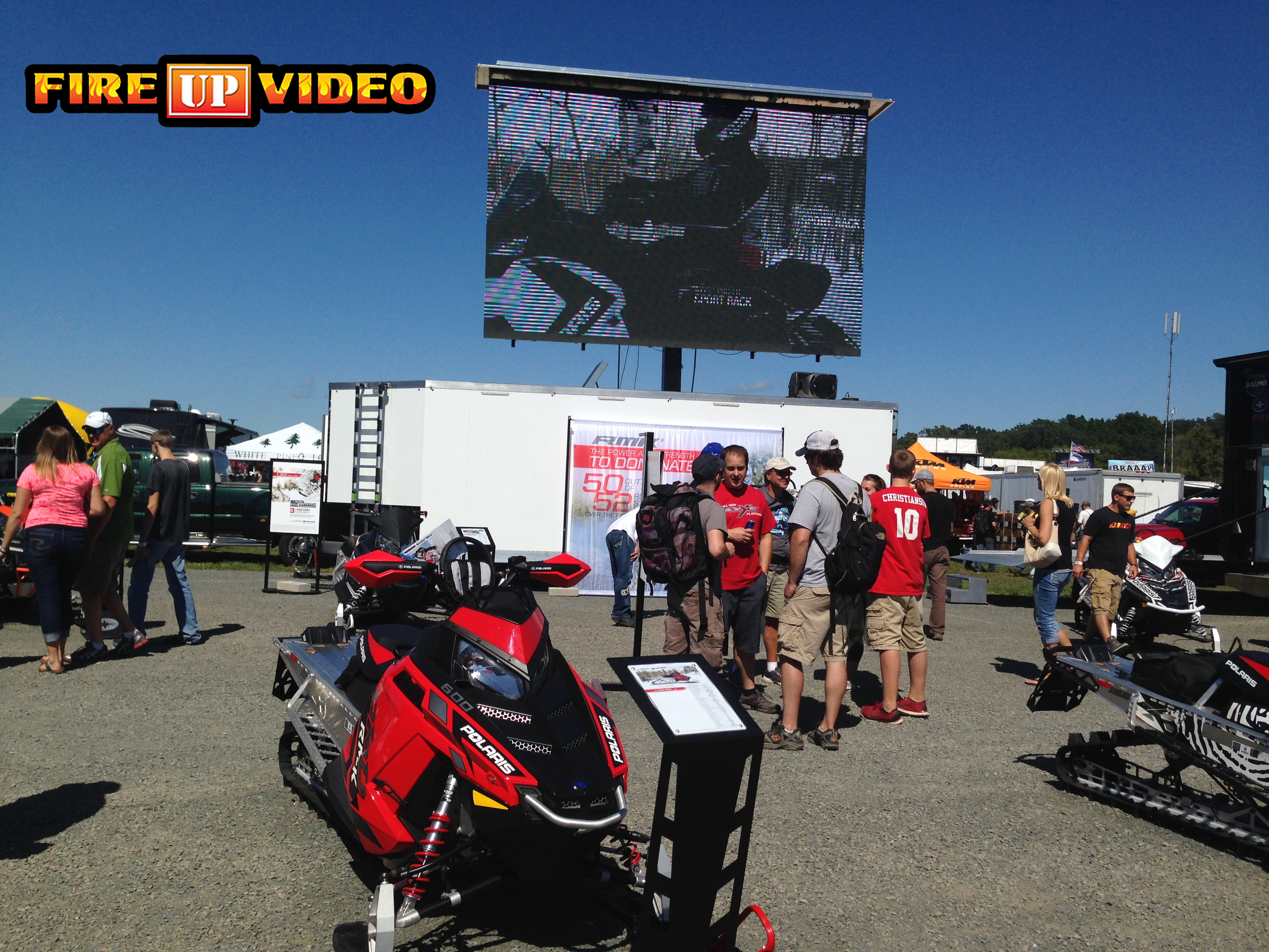 Mobile Video Wall Rental For Events In Aurora Il Mobile