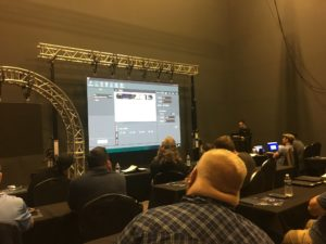 mobile led screen big outdoor tv rental for events training milwaukee, wi