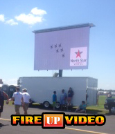 mobile led jumbotron big screen tv video walls bloomington mn events for rent